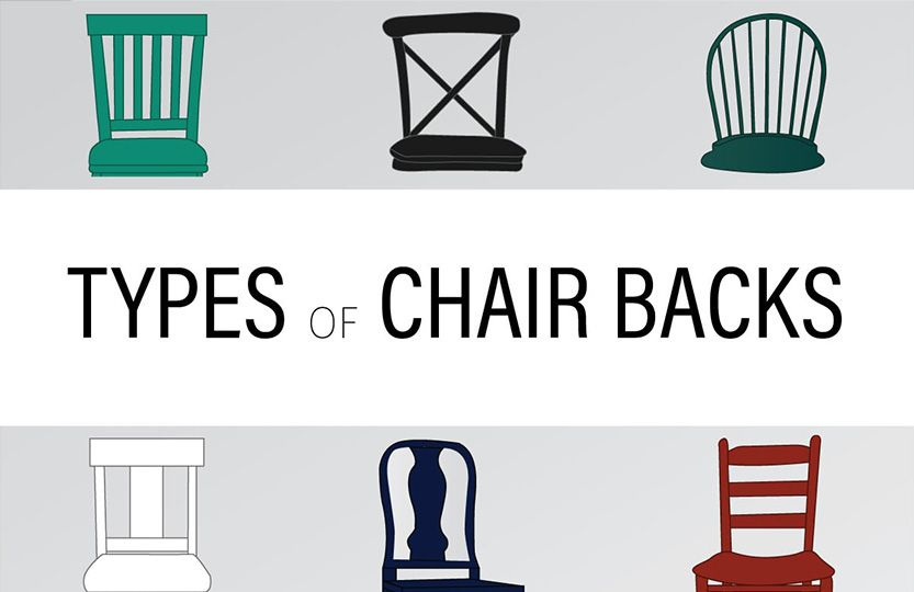 Types of Chair Backs