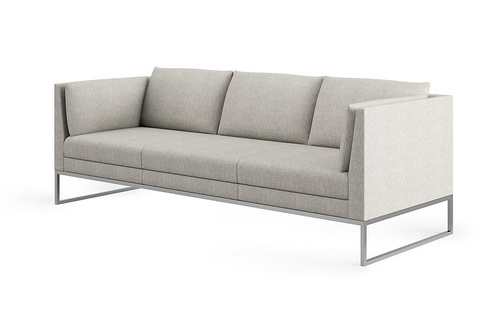 Calm Triple Seat Sofa SOL | Gunlocke-Office Furniture-Wood Casegoods ...