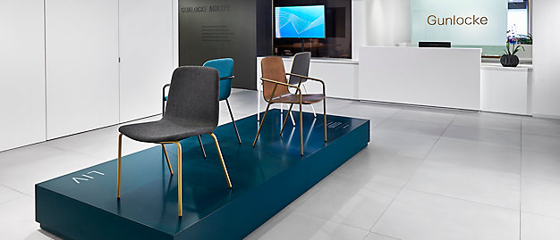 Office Furniture Showrooms   Products   Design & Trends