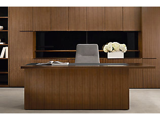 Gunlocke Office Furniture Wood Casegoods Desking Seating