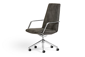 Genesee%20Executive%20High-Back%20Polished%20Aluminum%20Arms