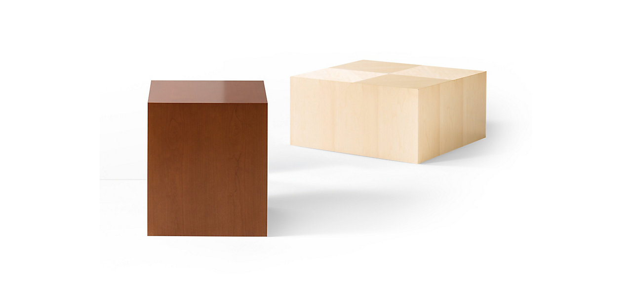 OccasionalTable_Cube_HI. OccasionalTable_Cylinder_HI.  OccasionalTable_Cube_HI