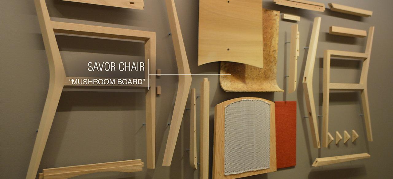 Savor-mushroom-board