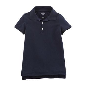 c3df5831d0a Girls Shirts + Tops School Uniforms for Kids - JCPenney