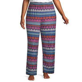 1a0f1bcf4af9 CLEARANCE Pajama Pants Pajamas   Robes for Women - JCPenney