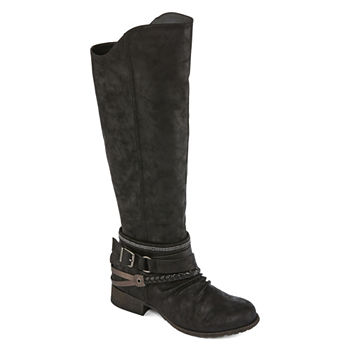 c93a33e29d2bf Riding Boots Black for Shoes - JCPenney