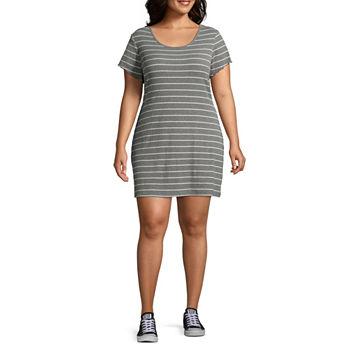 Juniors Plus Size Graduation Dresses For Women Jcpenney