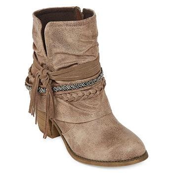 f78f2d5e45e6c Pop Women s Boots for Shoes - JCPenney