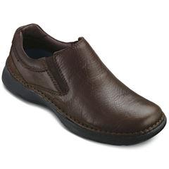 Hush Puppies® Lunar II Mens Comfort Slip-On Shoes