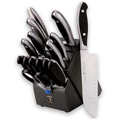 J.A. Henckels International Forged Synergy 16-pc. Knife Set