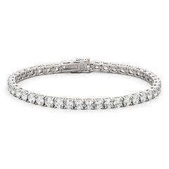 DiamonArt® 11.34 CT. T.W. Cubic Zirconia Bracelet