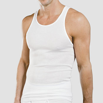 5fe033ae031f46 Big Tall Size Sleeveless Shirts for Men - JCPenney