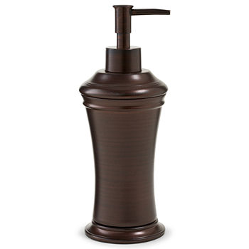 bathroom soap dispensers bath accessories. shop the collection Soap Dispensers Bathroom Accessories for Bed  Bath JCPenney