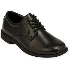 Stacy Adams® Austin Boys Plain Toe Lace Oxfords - Little Kids/Big Kids
