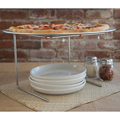 Pizza Stand + Serving Pan