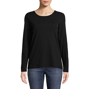 69007b222c T-shirts Black Under  20 for Memorial Day Sale - JCPenney