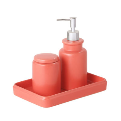 Not Applicable Orange Bathroom Accessories For Bed U0026 Bath   JCPenney