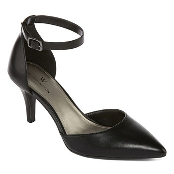 b18208580a9 Pumps Black The Wedding Shop for Women - JCPenney