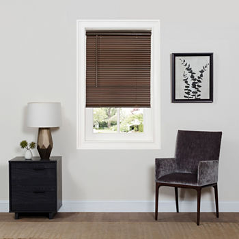 Cordless Deluxe Sundown Gii 1in Horizontal Mini Blinds