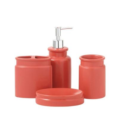 Ordinaire Orange Bathroom Accessories For Bed U0026 Bath   JCPenney