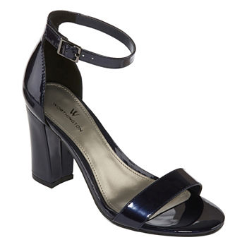 9789fa4e3e0e Heeled Sandals Blue All Women s Shoes for Shoes - JCPenney