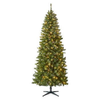 2 Foot Pre Lit Artificial Christmas Tree