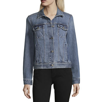 58d1632ffafc A.n.a Denim Jackets for Shops - JCPenney