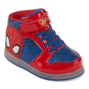 Boys Spiderman Infant   Toddler Shoes for Shoes - JCPenney fcc81109e