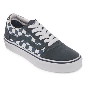 d1f21d8606 Vans Gray Girls Shoes for Shoes - JCPenney