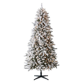 17249 - Pre Decorated Christmas Trees For Sale
