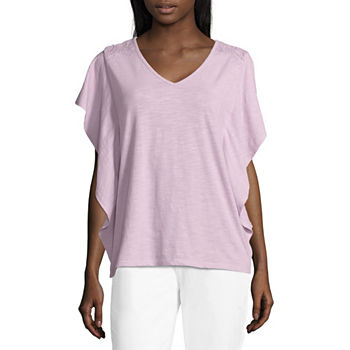 382da5b9fb442e 89th And Madison Women s Tops for Women - JCPenney