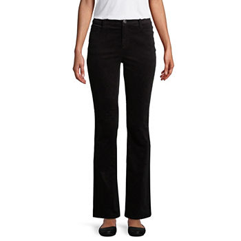 bf3fabc35cb St. John s Bay Corduroy Pants Pants for Women - JCPenney