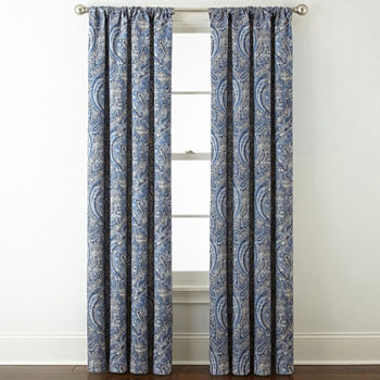 Grey Paisley Curtains Home Ideas