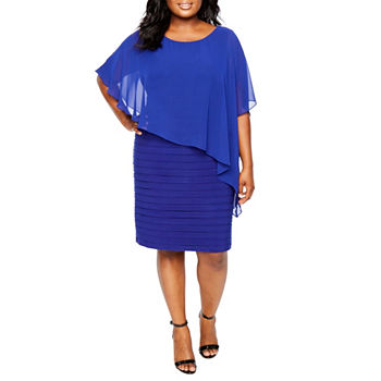 Plus Size Black New Years Eve Dresses For Women Jcpenney