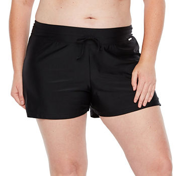 12754b12cb120 Plus Size Swim Shorts Swimsuits for Shops - JCPenney