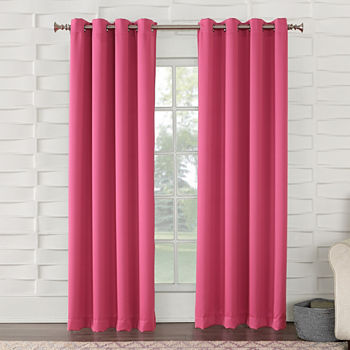 Pink Curtains & Drapes for Window - JCPenney