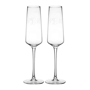4f800e2cba7 Champagne Flutes. Clear. BUY MORE AND SAVE WITH CODE: 20STYLE