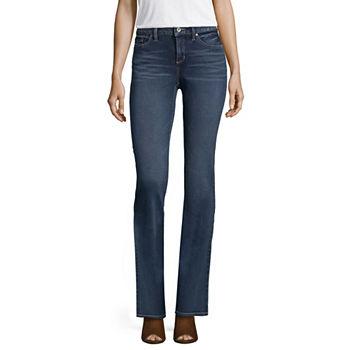 e122154435c48 SALE Misses Long Size Jeans for Women - JCPenney