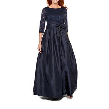 1da42f131899 Jessica Howard 3/4 Sleeve Lace Sheath Dress. Add To Cart. Few Left