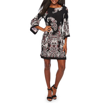 274e81520 Paisley Black Dresses for Women - JCPenney