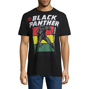 eb12ffa045ba75 Black Panther Graphic T-shirts for Men - JCPenney