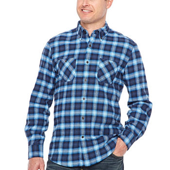 59c094974dc CLEARANCE Big Size Shirts for Men - JCPenney