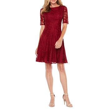Floral Lace Dresses For Women