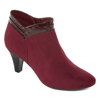 3869298eb6d Booties Red All Dress Shoes for Shoes - JCPenney