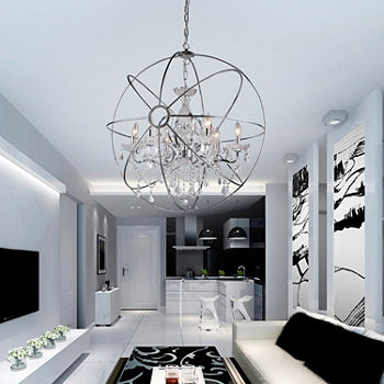 Chandeliers jcpenney 31779 aloadofball Image collections