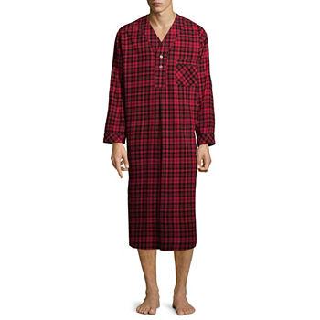 Stafford Men s Flannel Nightshirt 72c08a247
