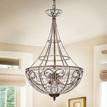 Chandeliers jcpenney average rating item typechandeliers aloadofball Image collections