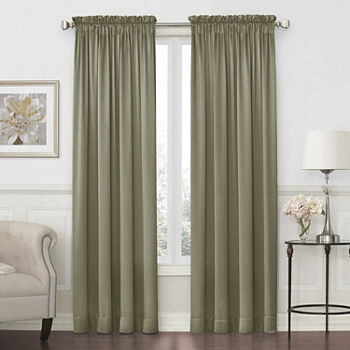 Rod Pocket Curtains Drapes For Window Jcpenney