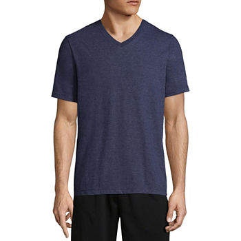 786f7a54 V Neck T-shirts Shirts for Men - JCPenney