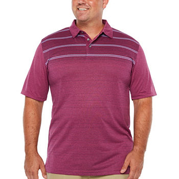 341e7482 Stripe Polo Shirts Shirts for Men - JCPenney